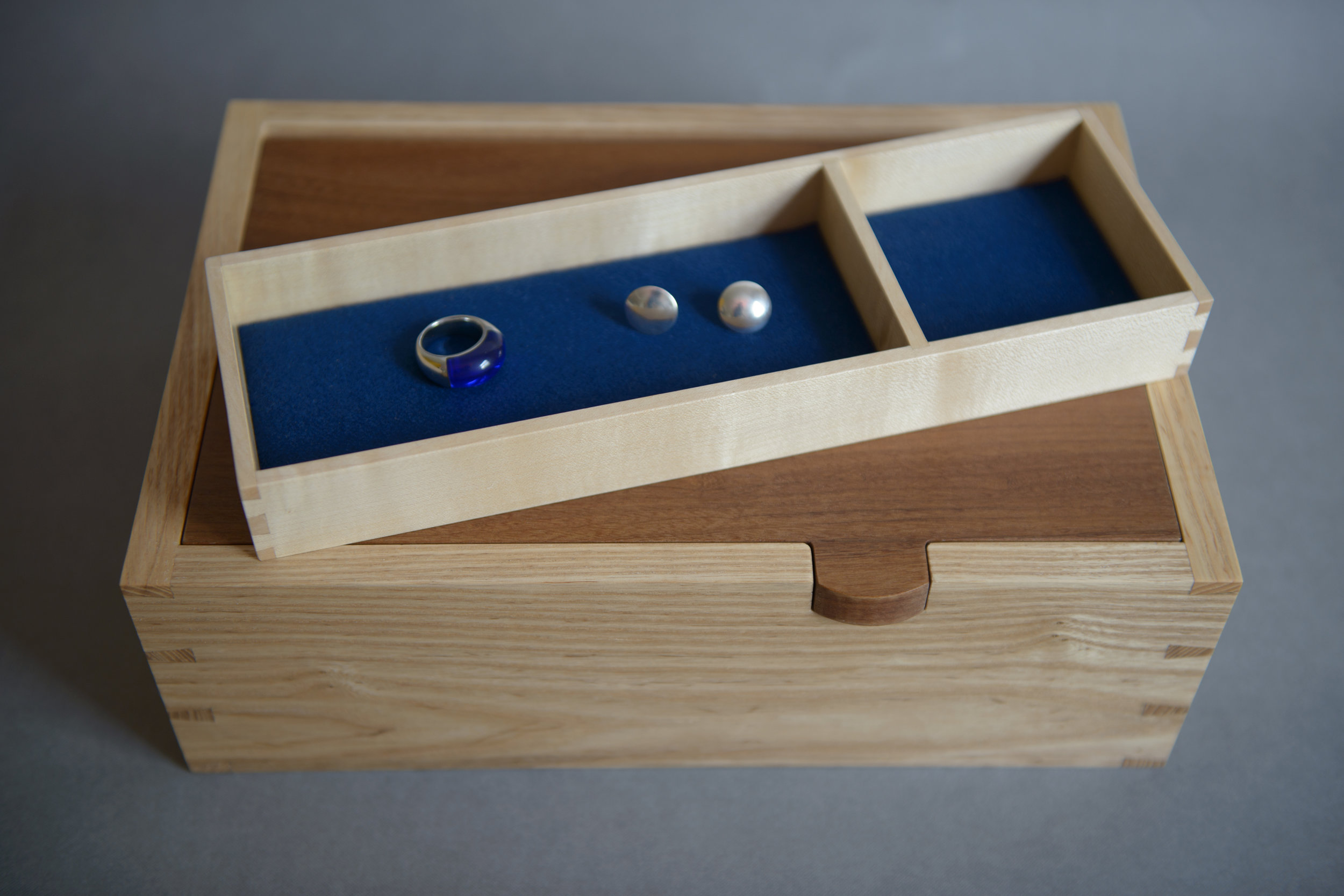 jewellery box insert tray